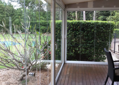Glass Curtains Qld